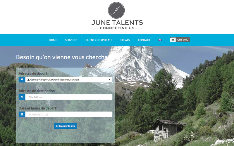 June Talents Job Application