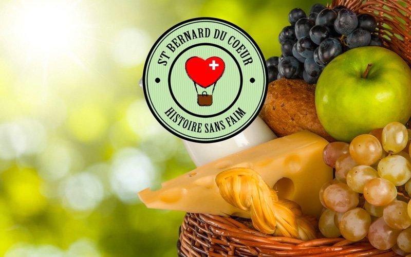 St Bernard du coeur